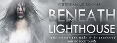 SMADA's Book Smack: Cover Reveal: Beneath the Lighthouse by Julieanne. Cozy Mysteries, Ya Books, Film Music Books, Lynch, Book Worms, Lighthouse, Childrens Books, Rainy Days, Cover