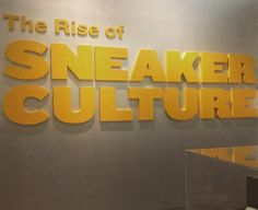 The Rise of Sneaker Culture @brooklynmuseum #sneakers #culture #fashion #NYC #NewYork #Balaionaestrada #BalaiodeEstilos