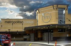 Metropolitan Market (Dash Point) Grocery store design and retail planning - Federal Way, WA