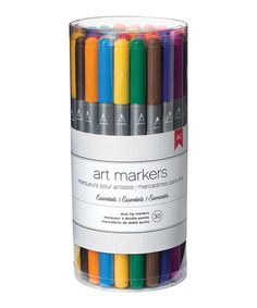 Take a look at this Art Marker Set today!