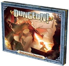 D&D DUNGEON BOARD GAME REFRESH (INGLES)