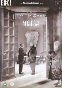 Michael (Carl Dreyer, 1924), an early example of overt homosexual themes in cinema, as an older male painter falls in love with a young model, who in turn, uses him for his wealth. Find this at 791.43748 MIC