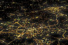 Lille, France | The 50 Most Beautiful Shots Taken Out Of Airplane Windows