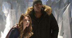 First Look at Superman's Fortress of Solitude in 'Supergirl' -- 'Supergirl' heads to Superman's icy headquarters to defeat Indigo in the February 29 episode of the hit CBS superhero series. -- http://movieweb.com/supergirl-tv-show-superman-fortress-of-solitude/