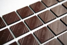 Preparing for an emotional #Travel through #Flavors, #Taste and #Passion. The #savoir-Faire and #tradition of carefully packing something precious. #Amedei #Tuscany #Chocolate