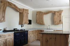 Original Handmade Bespoke Kitchen And Furniture Design In Scotland.