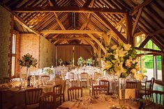 The Barn at Bury Court venue review - #Wedding Breakfast | CHWV