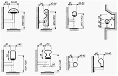 Stair Handrail, Staircase Railings, Staircase Design, Commercial Toilet, Steel Stairs, Stair Detail, Stair Decor, Furniture Handles, Interior Stairs