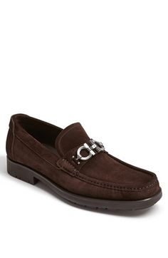 19cbfedfa54ca Salvatore Ferragamo  Master  Loafer available at  Nordstrom Cheap Mens Shoes