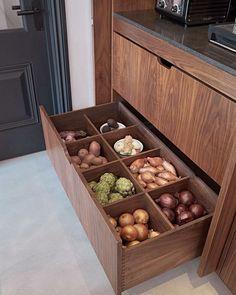 Kitchen Cupboard Designs, Farmhouse Kitchen Cabinets, Kitchen Room Design, Pantry Design, Kitchen Cupboards, Kitchen Pantry, Modern Kitchen Design, Home Decor Kitchen, Interior Design Kitchen