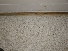 can terrazzo floors be stained