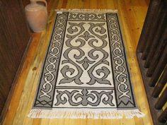 ENVÍO GRATIS alfombra de lana nueva hecha a mano modelo por Limbhad, €300.00
