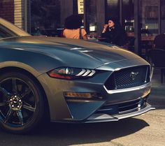 2018 Ford Mustang Sports Car   Ford.com