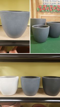 Beautiful textures, colors, sizes, and styles! Large collection of Fiberglass Planters with stress-free delivery! Fiberglass Planters, Modern Landscape Design, Flower Market, Serving Bowls, Tableware, Nurseries, Long Island, Manhattan, Brooklyn