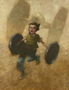 In a Backyard Far Far Away Series: Star Wars - TIE Fighter by Craig Davison *