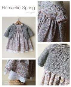 Romantic doll outfit