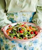 Summer Vegetable Salad   Pauladeen.com