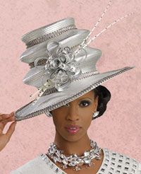 Kate's Elegant Fashion Boutique - Women's Church Hats I want to go to your church!