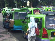 Sopir Angkot di Bogor Mogok Beroperasi, Penumpang Telantar | Jalur Puncak