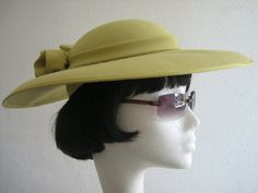 Wedding Hats | Product: Jacques Vert Wedding / Formal Hat Olive Green