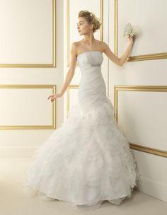 Vestido de novia Luna Novias 2013 | vestidos de novia barcelona