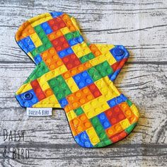 Your place to buy and sell all things handmade Menstrual Pads, Feel Fantastic, Cloth Pads, Cheer You Up, For Your Health, Make Your Own, Daisy, Lego, Wings
