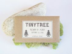 Seed packet favors (Fairylandbazaar): Fun idea for favors or invitations (wildflower seeds) for a camping / camp / outdoors baby shower or birthday party!  #BVLGARI #cartier #gucci #hermes #pandora #Tiffanyco #linksoflondon