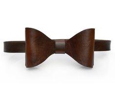 Bow-Tie | DE BRUIR | Leather Work