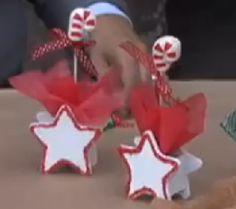 La casa de Alejandra - mi casa es tu casa: Ya viene navidad.. estrellas con gomitas