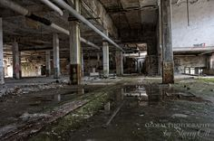 A unique photography tour in Berlin takes you to abandoned buildings for extended times to thoroughly explore and photograph them. Berlin Photography, Photography Tours, Old Abandoned Buildings, Abandoned Places, Berlin Photos, Abandoned Factory, Strange Places, Factories, Post Apocalyptic