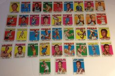 155 Vintage Basketball Cards Featuring the Game's by BarbeeVintage, $250.00