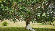 #rusticwedding #nature #bride #groom #love