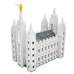 Salt Lake Temple Set - Brick'em Young. $59.99