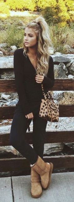 Trending 70+ Cute Winter Outfits on Pinterest #Cute #WinterOutfits