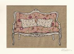 Vintage Inspired | Katie Essam ~ Contemporary Applied Art