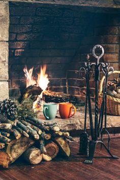 11 Ways to Make Your Life More Hygge - Spend quality time with friends and family. When was the last time you sat around a big table with all of your nearest and dearest and shared stories until the wee hours? Laughing, joking and drinking homemade apple cider—this is hygge.