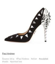 Paul Andrew Silver Heels bc8a6b04f42a