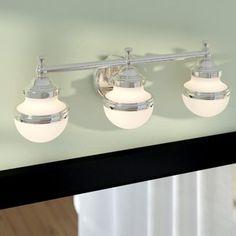 Red Barrel Studio Montpelier 3-Light Vanity Light