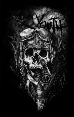 Skull by Ewa Zelasko on Behance
