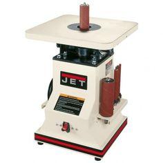 Jet Benchtop Oscillating Spindle Sander (JBOS-5)(708404) - Rockler Woodworking Tools