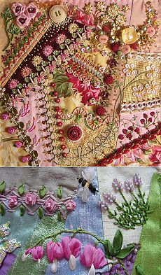 Embroidery Crazy-Quilt | Entries in category Embroidery Crazy-Quilt | blog TAHSY