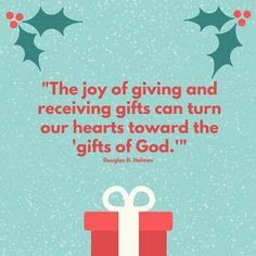 quotes about receiving christmas gifts creativepoem co