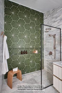 Bathroom decor, Bathroom decoration, Bathroom DIY and Crafts, Bathroom Interior design Bathroom Floor Tiles, Bathroom Layout, Bathroom Interior Design, Modern Bathroom, Small Bathroom, Master Bathroom, Master Master, Zen Bathroom, Tub Tile