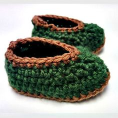 Ravelry: Basic Baby Booties pattern by Shehla Ahmed
