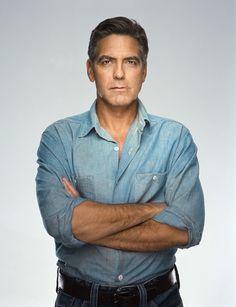 George Clooney, Martin Schoeller photo
