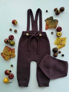 Ravelry  Harvest Baby Pants and Bandana pattern by Sandra Magalhães Touca eea9f800e6f