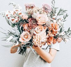 Who else needs a bunch of flowers the size of their head in their life. Who else needs a bunch of flowers the size of their head in their life . Wedding Bouquets, Wedding Flowers, No Rain, Flower Aesthetic, Beautiful Flowers, Fresh Flowers, Floral Arrangements, Planting Flowers, Floral Wreath