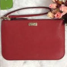 Brand New Kate Spade Lolly Wristlet!❤️ Brand New Kate Spade Lolly Wristlet! Great for Christmas! Comes with tags! Super cute! kate spade Bags Clutches & Wristlets