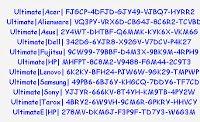 سريال ويندوز 7 serials for windows 7