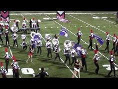 Seven Tuba Pileup during halftime show http://www.youtube.com/watch?v=STB7PsAHqj4 http://www.youtube.com/watch?v=STB7PsAHqj4